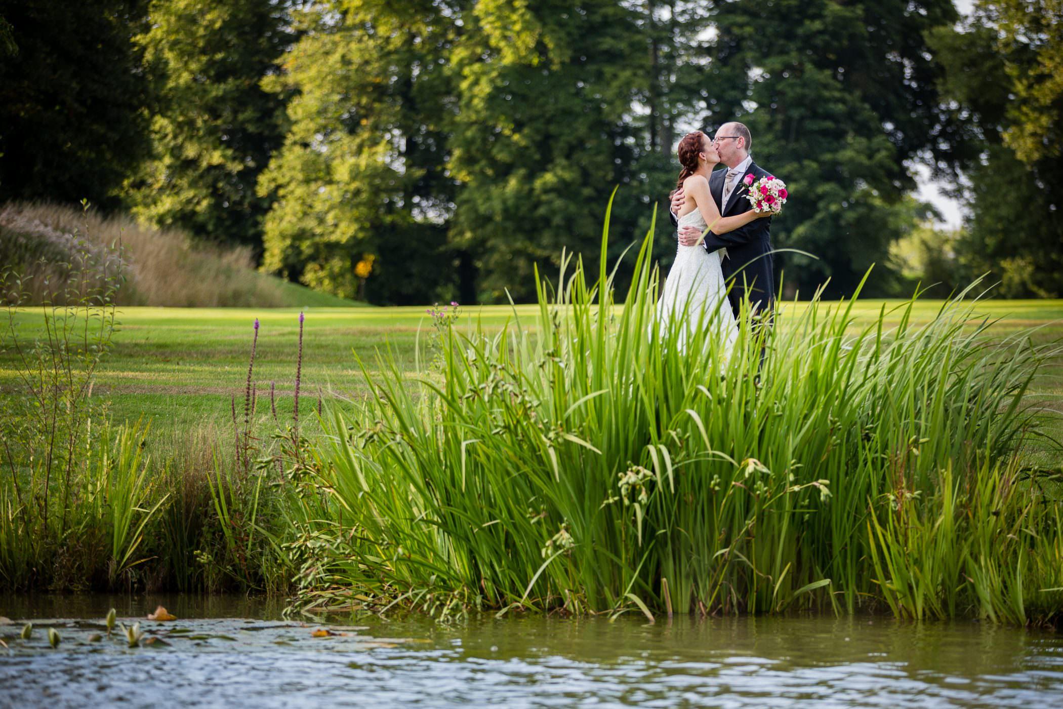 Malcolm & Ela's wedding at Badgemore Park Golf Club