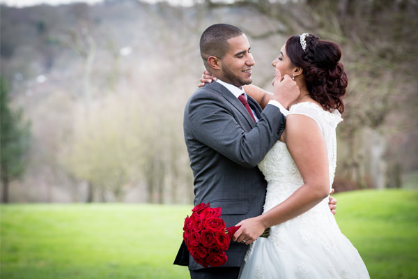 Perry & Youness' wedding at Selsdon Park Hotel