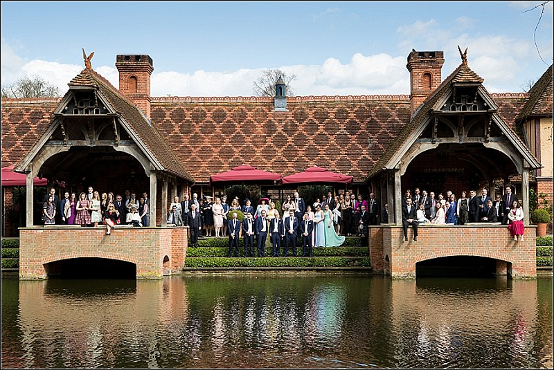 Wedding group photos – an essential guide