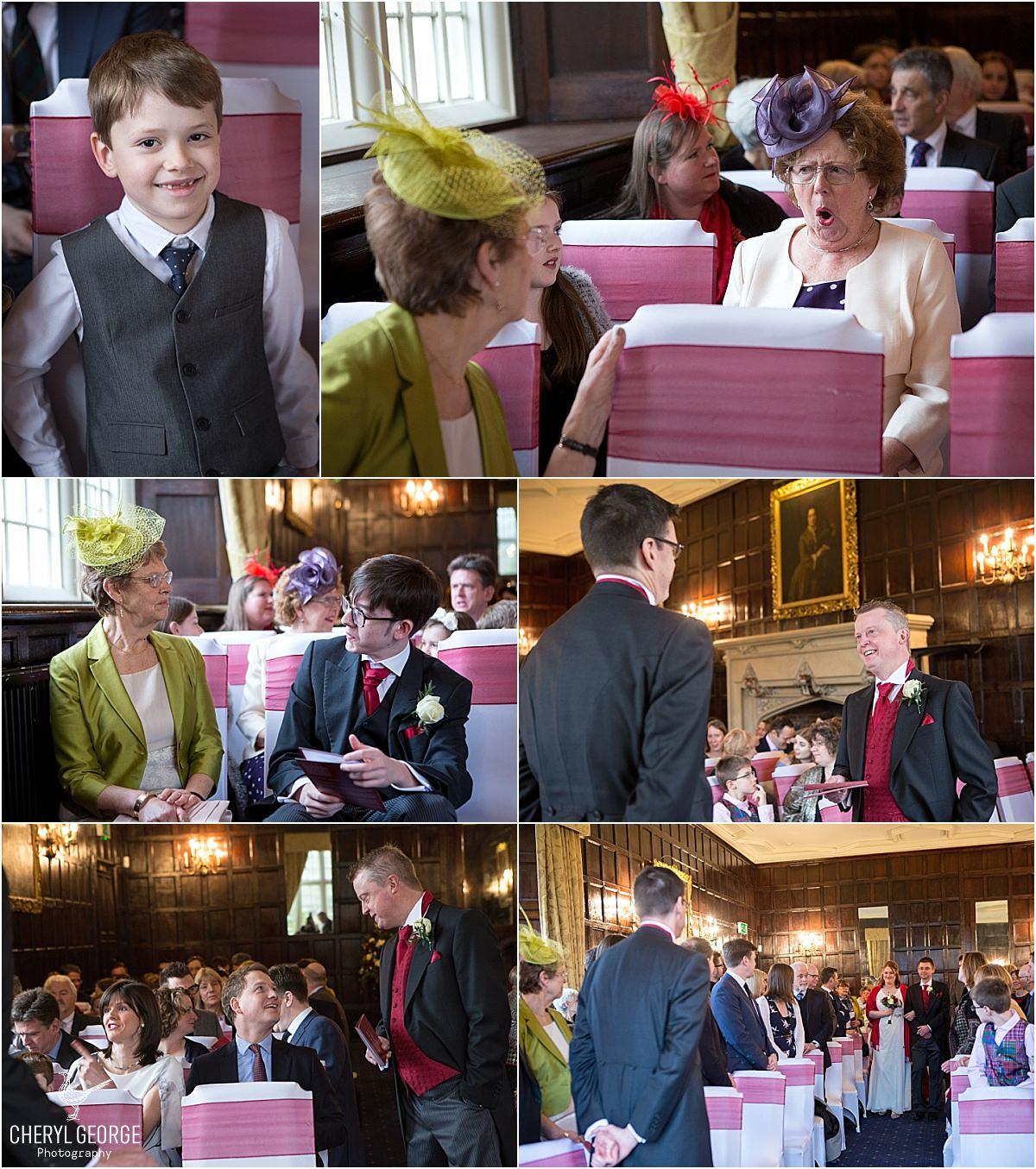 wedding photographerbishm abbey