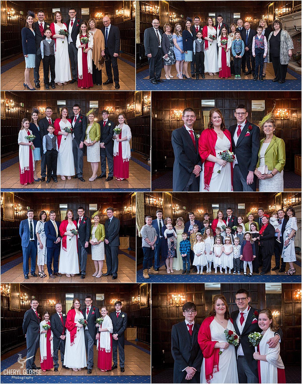 wedding photos bisham abbey
