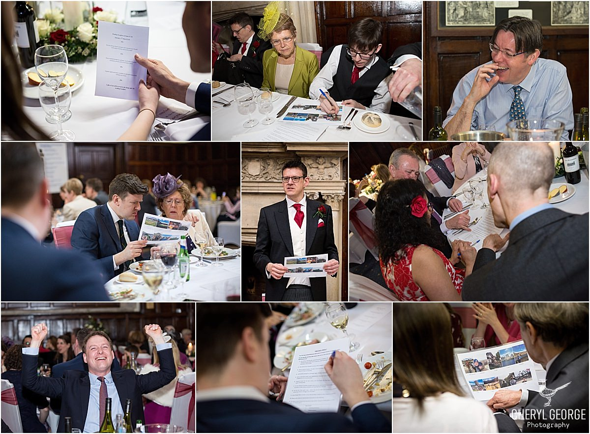 bisham abbey wedding breakfast