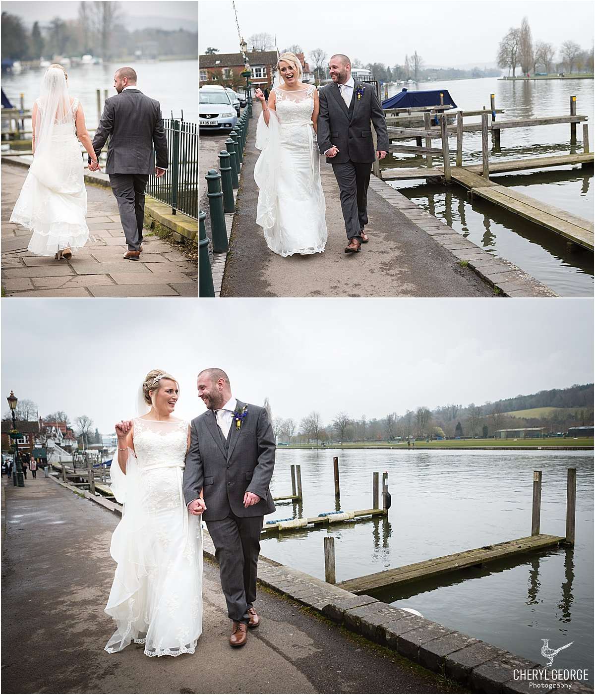 Old Luxters Barn Wedding Venue Henley On Thames: Red Lion Henley Wedding Cheryl George Photography (27