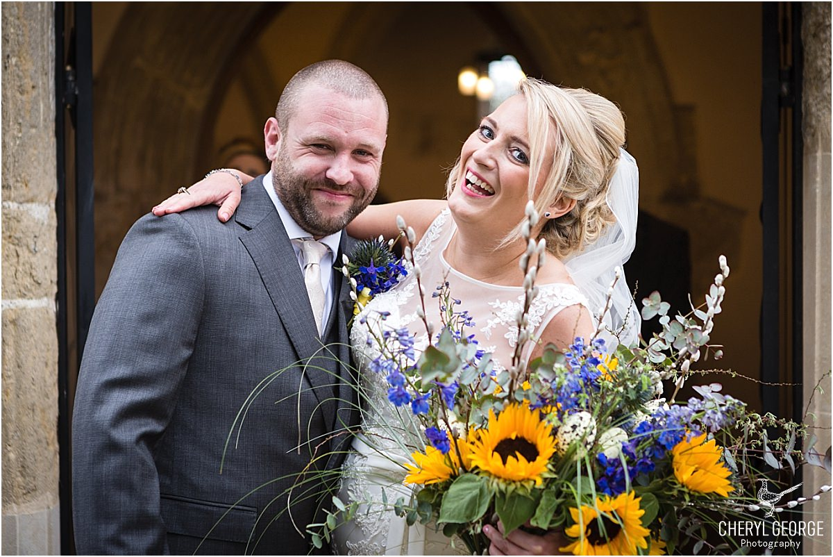 Lisa & James' wedding at The Red Lion Hotel, Henley
