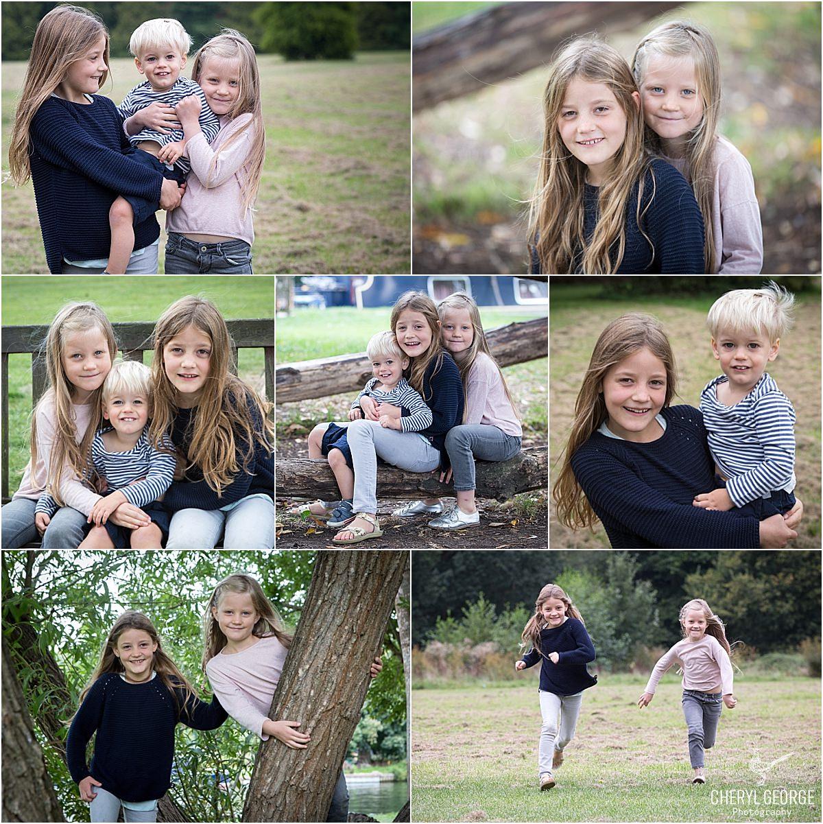 riverside family photoshoot